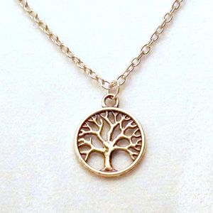 Tree of Life necklace (325)